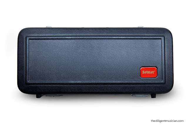 Selmer AS-400 Case Front