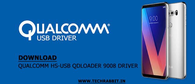 qualcomm usb driver latest download