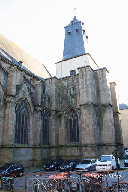 Iglesia Saint Germain, Rennes