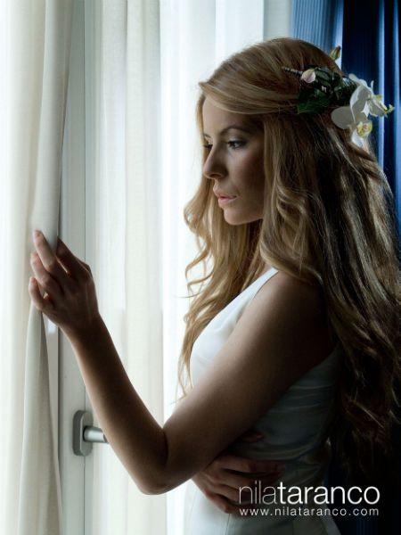 Increíbles tocados de novias | Tocados Nila Taranco