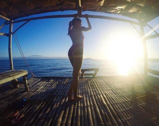 Litrato Ni Janine Gutierrez Habang Nakasuot Ng Bikini, Pinagkakaguluhan Ngayon Sa Social Media