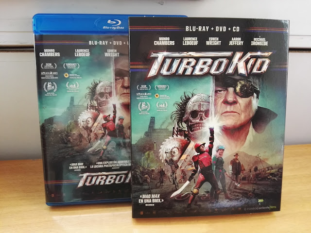 Crítica de 'Turbo Kid', Parte 1: Increíble edición coleccionista
