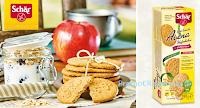 Logo Conferma pacco omaggio biscotti Avena di Schar