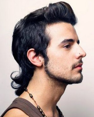 model gaya rambut pria 2008