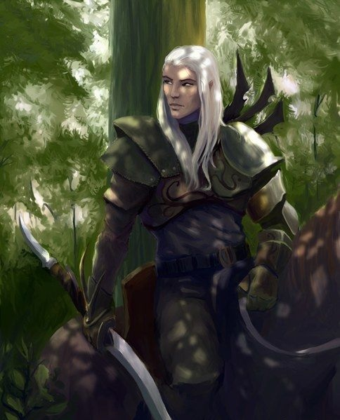 Tao of D&D's Wiki: Half-elf Race & Physiology