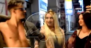 Τα καραγκιοζιλίκια του Φίλιππου του «Power Of Love 2» στο κέντρο της Αθήνας (Βίντεο)