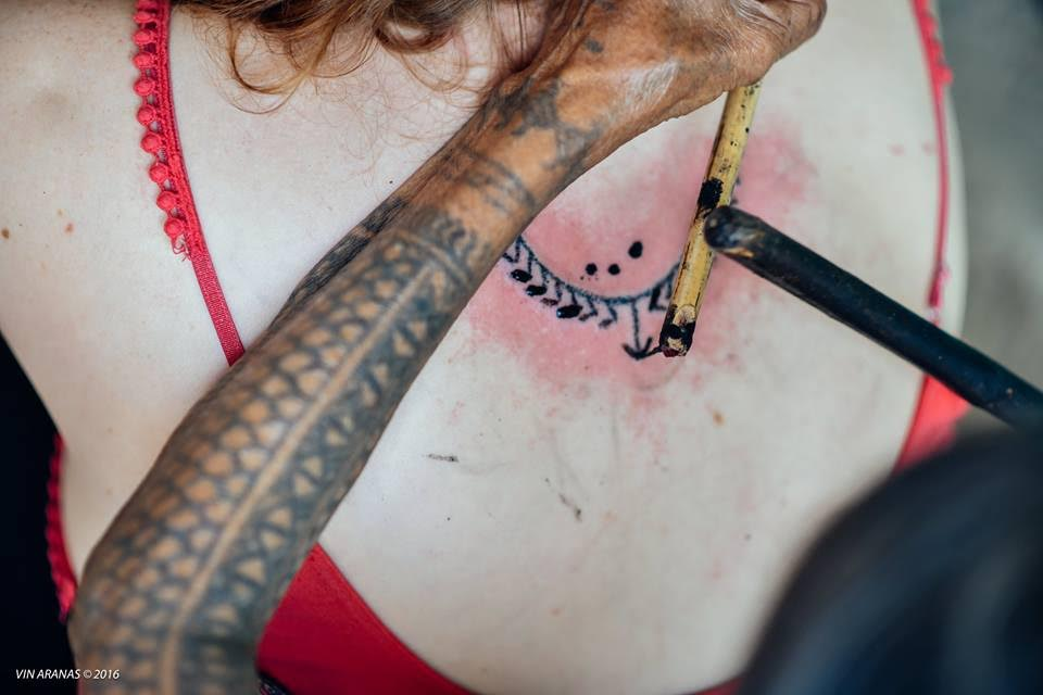 Of Love Loss Pain And Tattoos In Kalinga Philippines We Are