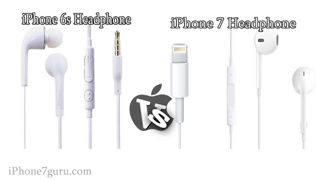 iPhone Headphone Jack Comprasion