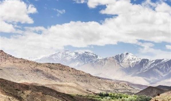 إكتشاف جبال هائلة مدفونة على عمق 400 ميل تحت الأرض.؟