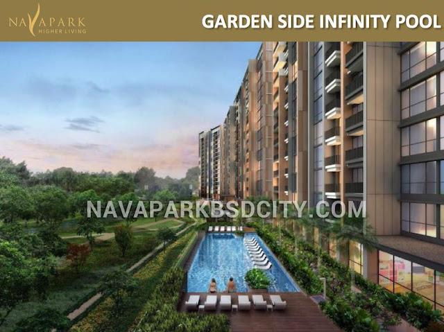 Marigold NavaPark Garden Infinity Pool