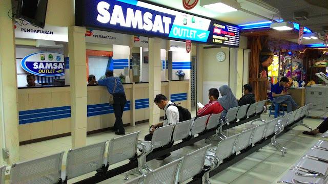 Bayar Pajak Kendaraan Bermotor Bisa Lewat e-Banking, Kemudian Harus ke Samsat. Efektifkah?
