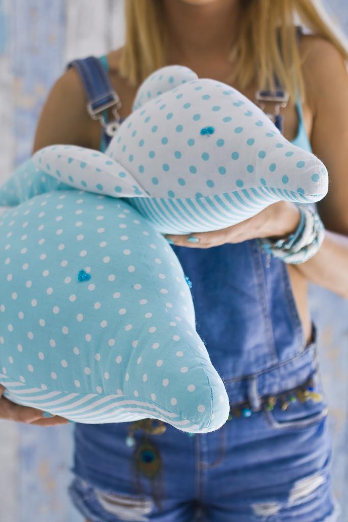 delfinek dla dziecka