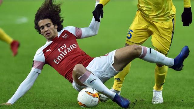 Arsenal FC Guendouzi