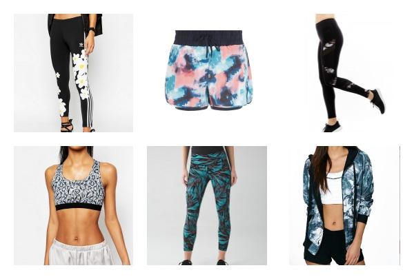 Sportswear Wishlist