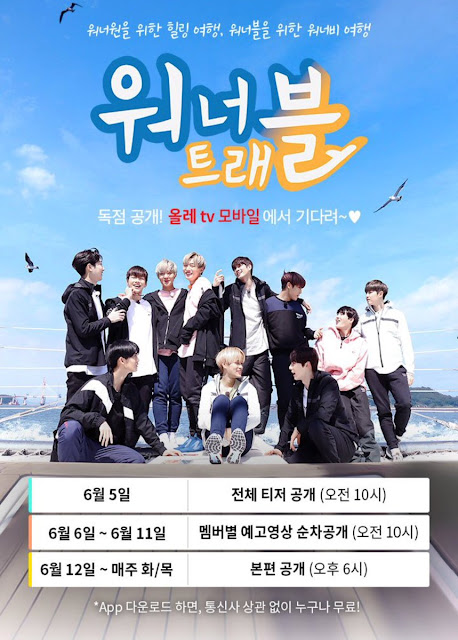 Download - Sub Indonesia] Vlive Idol Room - Wanna One