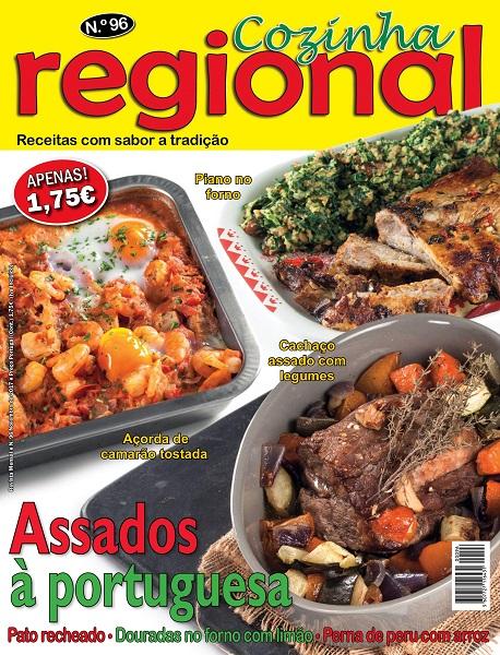 Cozinha Regional – Nº 96 Novembro (2017)