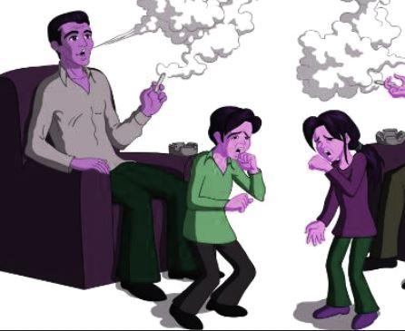 اضرار التدخين السلبي على الحامل الأطفال والجنين والكبار