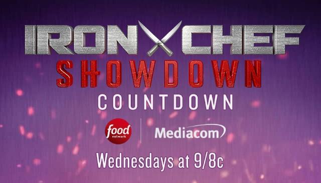 Iron Chef Showdown Countdown Sweepstakes