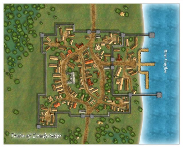 Vilarejos são lugares simples com um baixo número populacional.