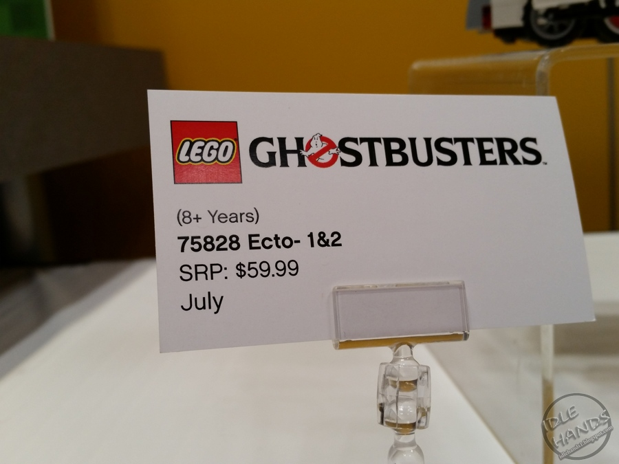 Idle Hands: Toy Fair 2016: Ghostbusters Movie Plot Taking Shape