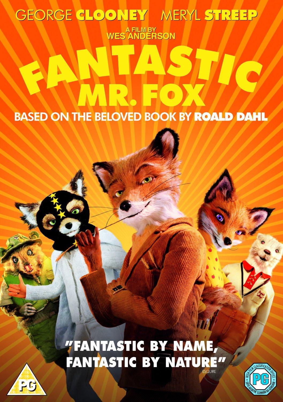 Angelique S As Film Studies Blog Fantastic Mr Fox Weekly Film Analysis