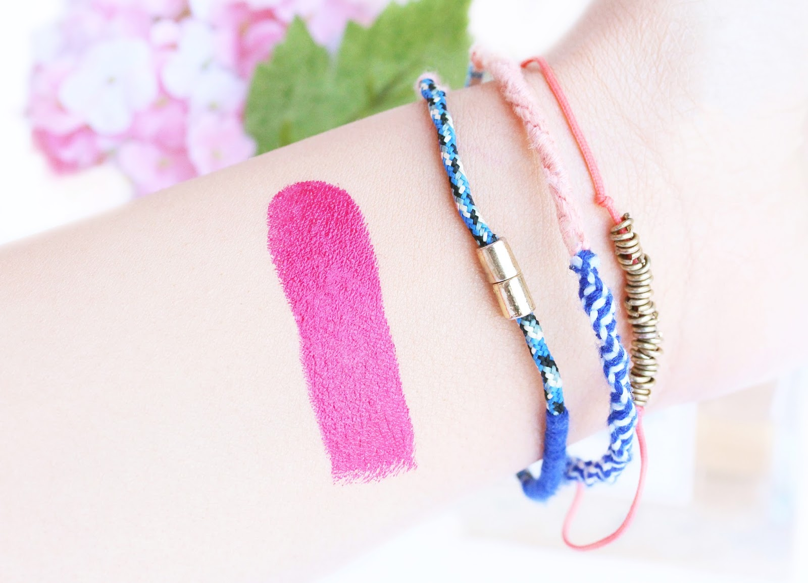 YSL Rouge Volupte in #11 Rose Culte Swatches