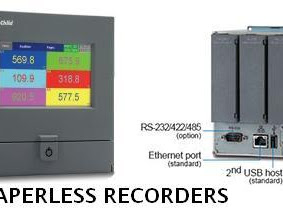 PR10 Paperless Recorders Brainchild