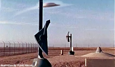 New Reports of UFO Activity Near F.E. Warren AFB's Nuclear Missile Sites