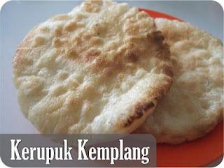 Kerupuk Kemplang
