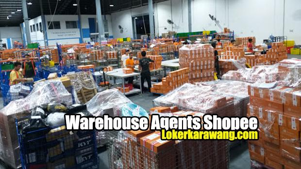 Warehouse Agents Shopee
