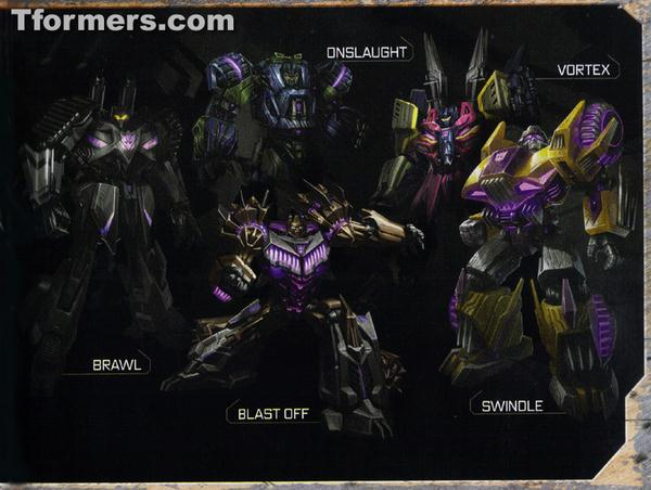 Transformers Live Action Movie Blog (TFLAMB): 12/2011