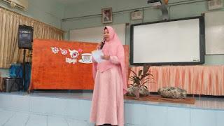 Acara OASIS 2018 di SMAN 110 Jakarta