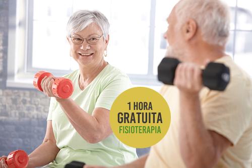 Fisioterapia para personas mayores o dependientes en Granada