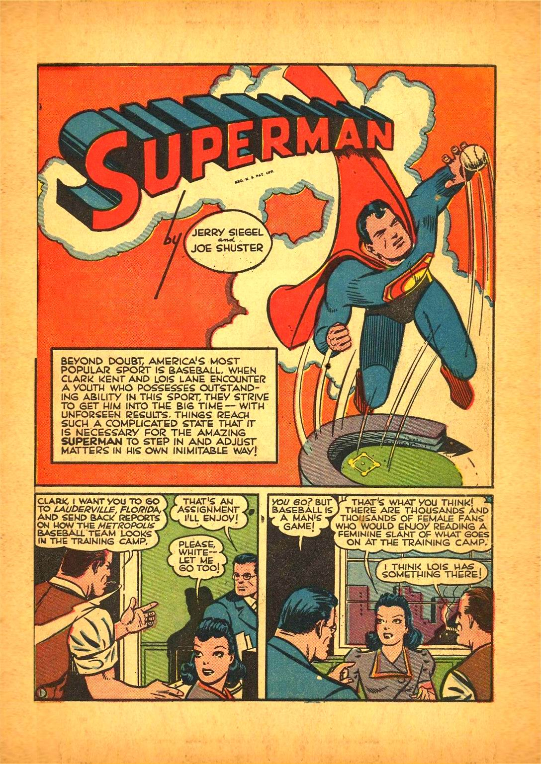 Read online Action Comics (1938) comic -  Issue #50 - 3