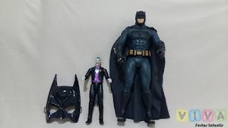 Locação Bonecos Batman Porto Alegre