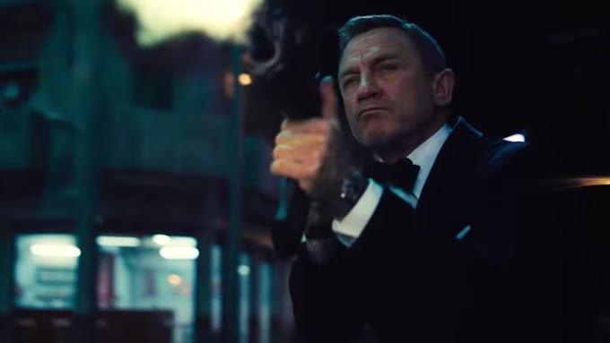 Nuevo TV Spot de la próxima de Bond, No Time to Die