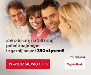 Nawet 350 zł za założenie lokaty 2,5%