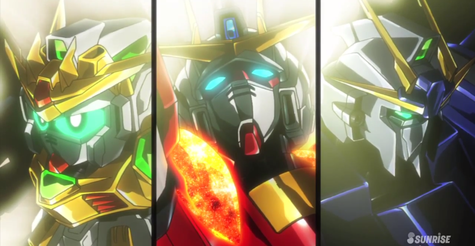Resoconto GUNDAM BUILD FIGHTERS TRY 15