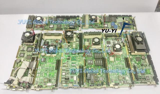AXIOMTEK SBC8161 / PCA-6159 / PCA-6178 / PCA-6157 PENTIUM P54 CPU CARD / ADVANTECH CI6BM-B1 (IPC)