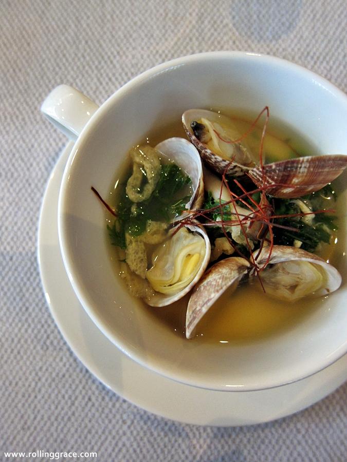 Minori Japanese Restaurant menu