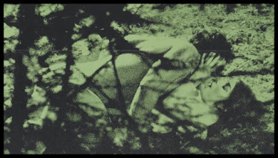 Cult actor Peter Carpenter making sweet monkey love to Erica Gavin in Russ Meyer's 1968 film VIXEN!