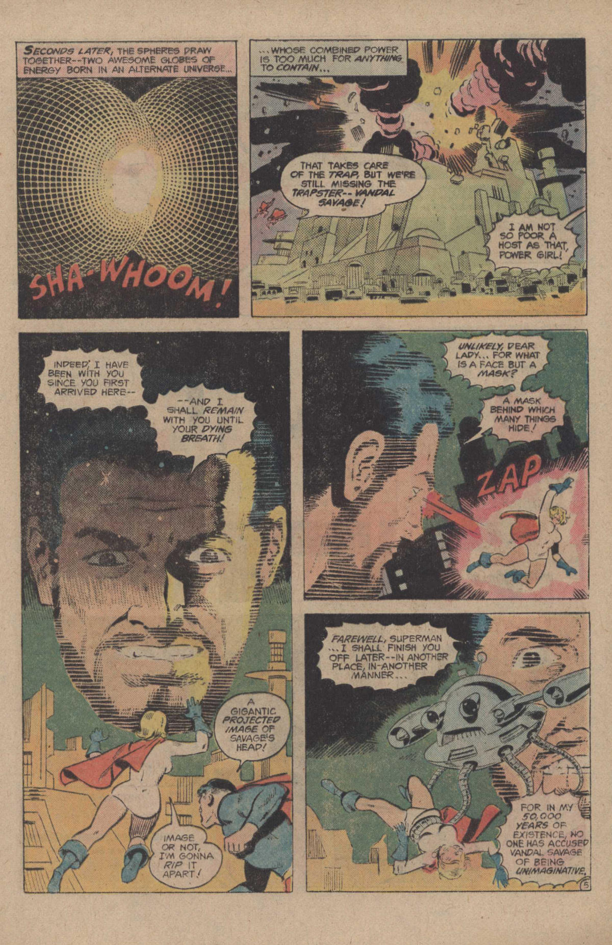 Read online All-Star Comics comic -  Issue #65 - 9
