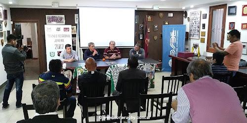"""El lanzamiento del VIIº Encuentro de Rugby Classic """"Perico Carbajal"""" 2018"""