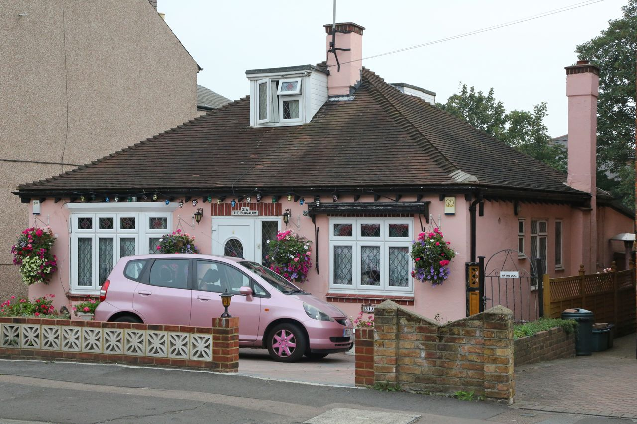 Little Pink House S