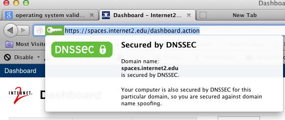Jump ESP, jump!: DNSSEC, from an end-user perspective, part 2