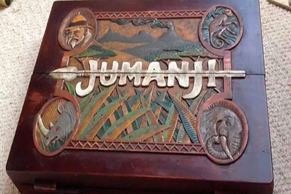 GAME POKER - JUMANJI (2016) TRAILER ~ BERITA FILM