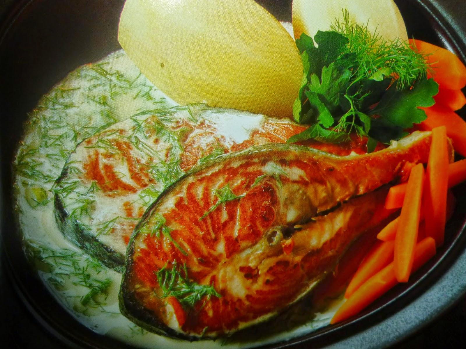 Salmone all 39 aneto la cucina norvegese for Cucina norvegese