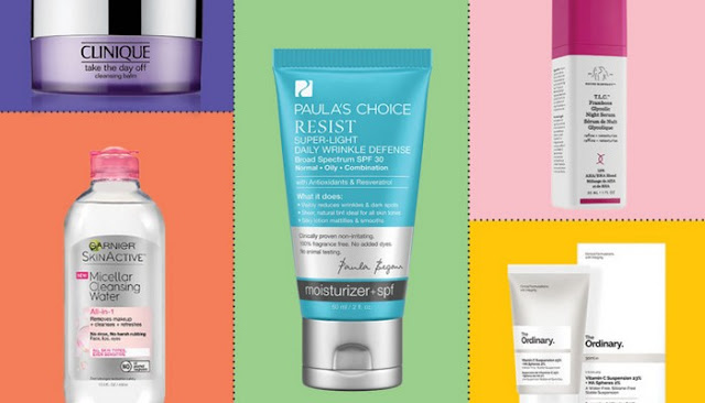 top 10 professional skin care products