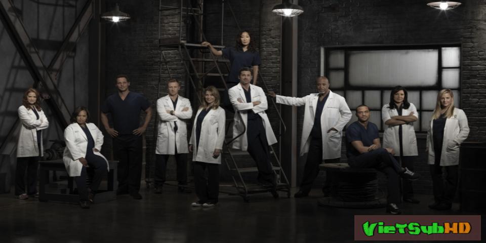 Phim Ca Phẫu Thuật Của Grey (Phần 9) Trailer VietSub HD | Grey*s Anatomy - Season 9 2012