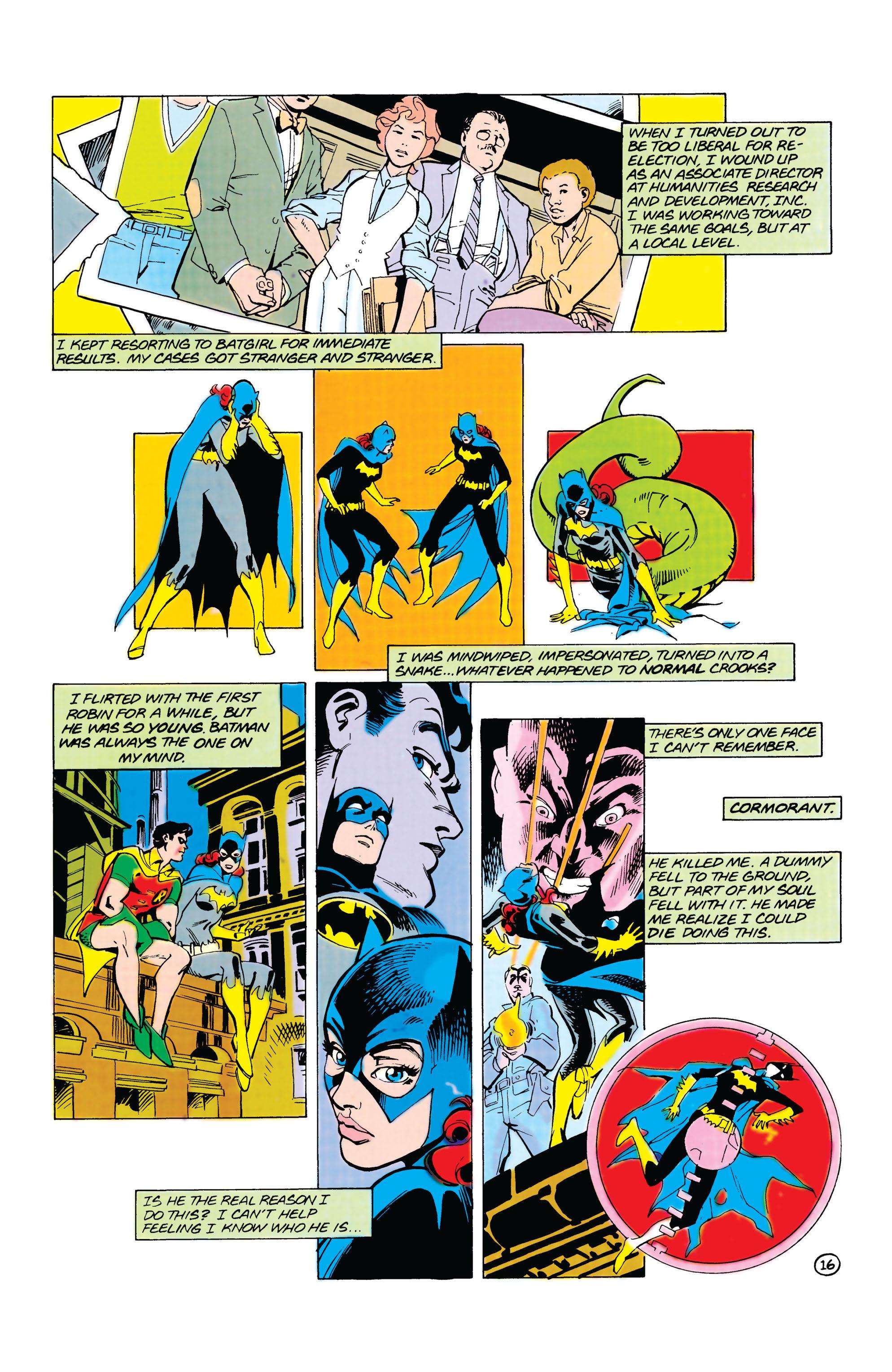 Read online Secret Origins (1986) comic -  Issue #20 - 17